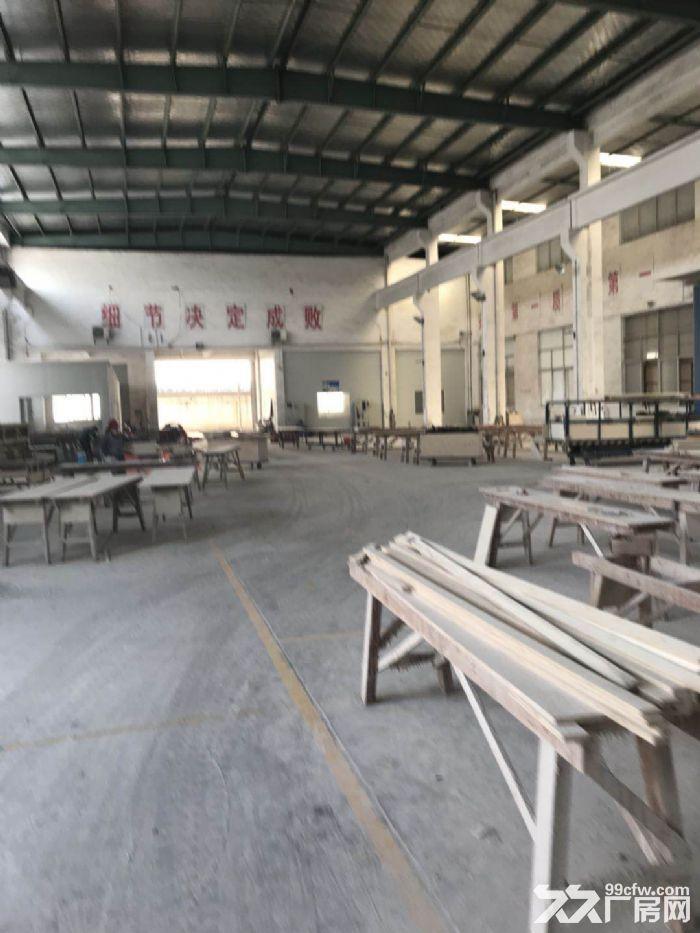 Z锡山区张泾6450平单一层厂房出租-图(2)