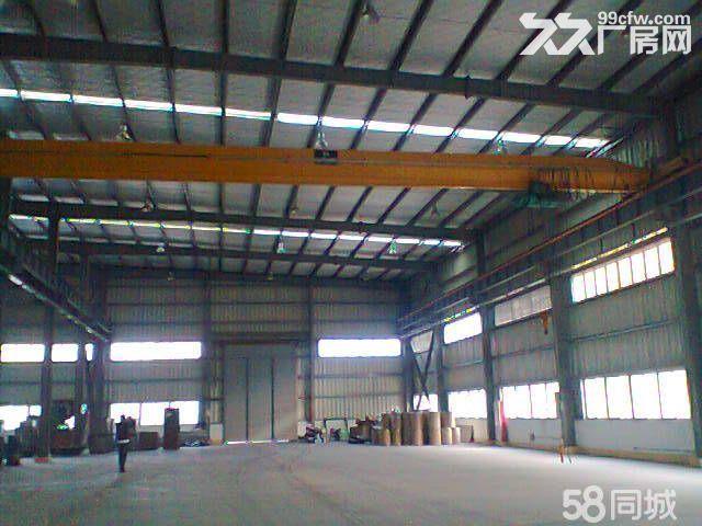 灌南独栋4100平厂房带行车配电250千瓦-图(1)