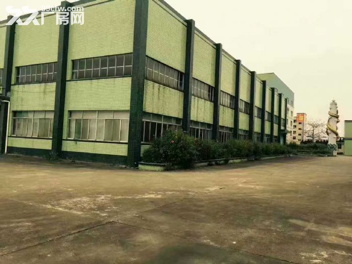 东莞寮步大空地华南工业城厂房出租高速出口3分钟-图(2)