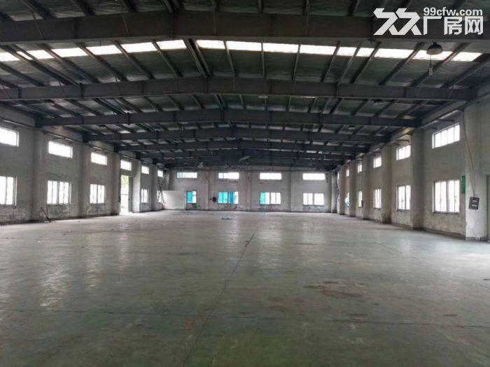 嘉定工业区标准单层厂房2600平,高度9米-图(2)