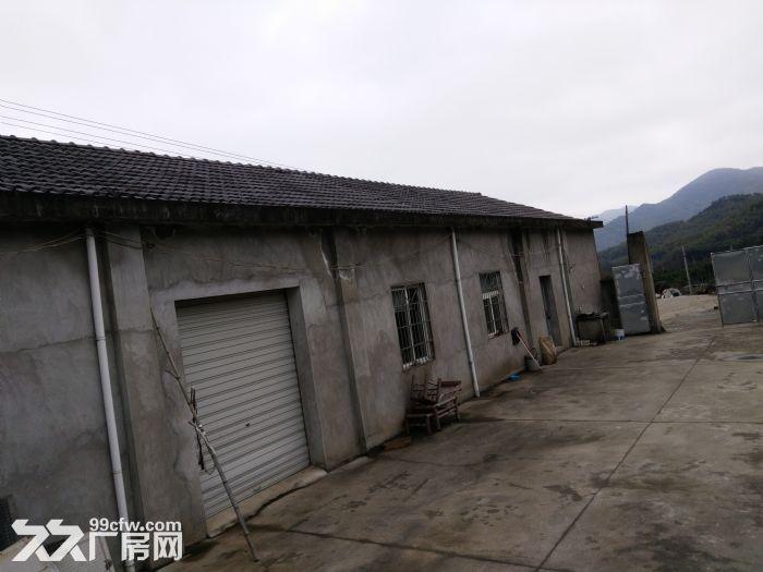 独门独院厂房仓库出租-图(2)