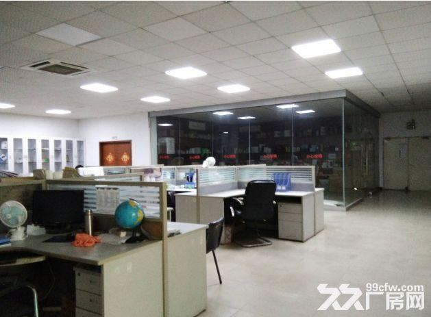 原房东实际面积1350平米带装修整层厂房出租-图(1)
