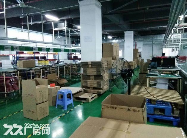 原房东实际面积1350平米带装修整层厂房出租-图(2)