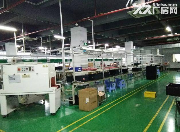 原房东实际面积1350平米带装修整层厂房出租-图(4)