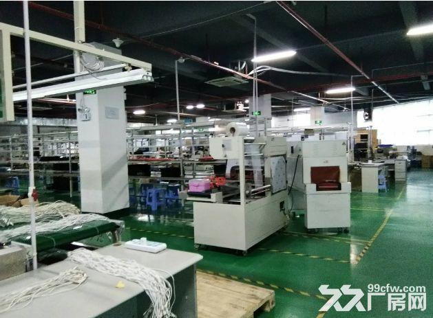 原房东实际面积1350平米带装修整层厂房出租-图(3)