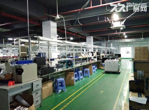 原房东实际面积1350平米带装修整层厂房出租-图(5)