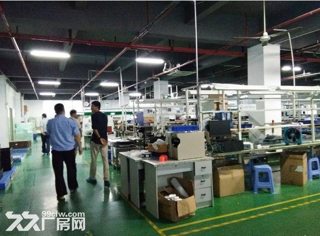 原房东实际面积1350平米带装修整层厂房出租-图(6)