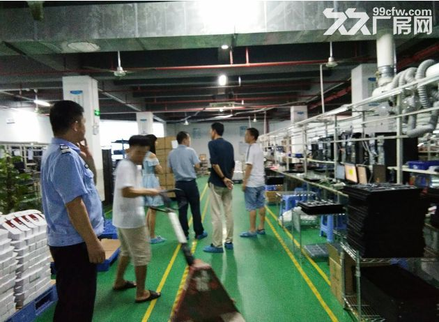 原房东实际面积1350平米带装修整层厂房出租-图(7)