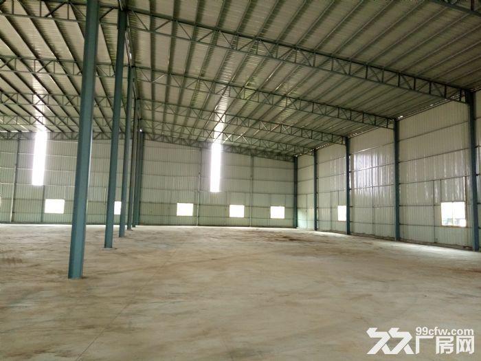 同安城东独院标准钢构2200平-图(1)