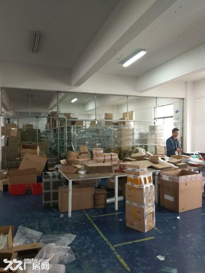 嘉定马陆新出小面积厂房750平,标准104板块,办公宿舍齐全-图(1)
