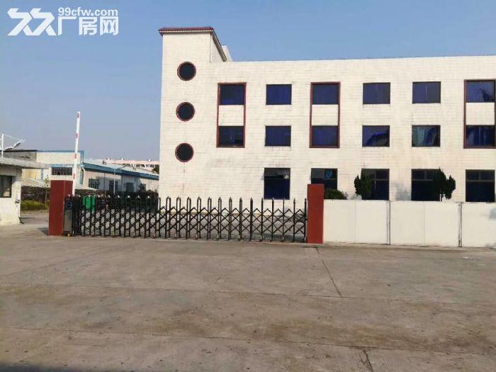 有排污、办环评、东涌14500平方标准厂房出租-图(2)