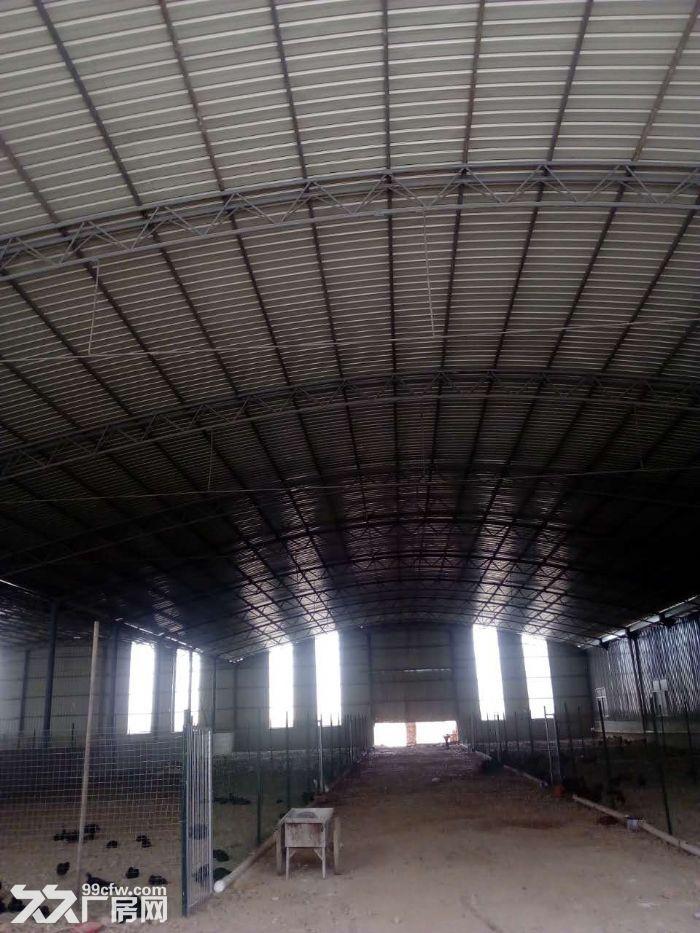 1200平方钢构厂房出租(空地仓库)(有手续)-图(1)