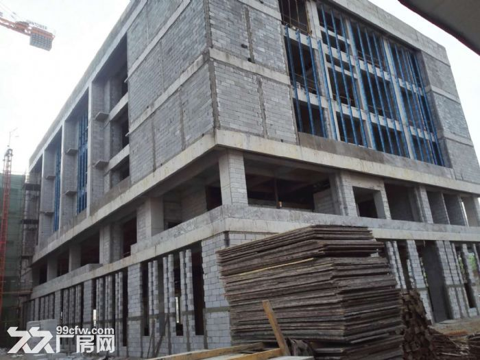 蔡家坡百万平米标准化厂房招商可租可售50年产权-图(6)