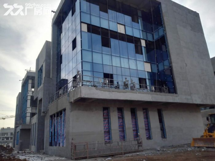 蔡家坡百万平米标准化厂房招商可租可售50年产权-图(5)
