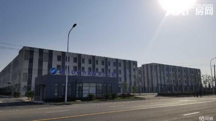 (出租)联东U谷六安经开区标准化厂房租赁-图(3)