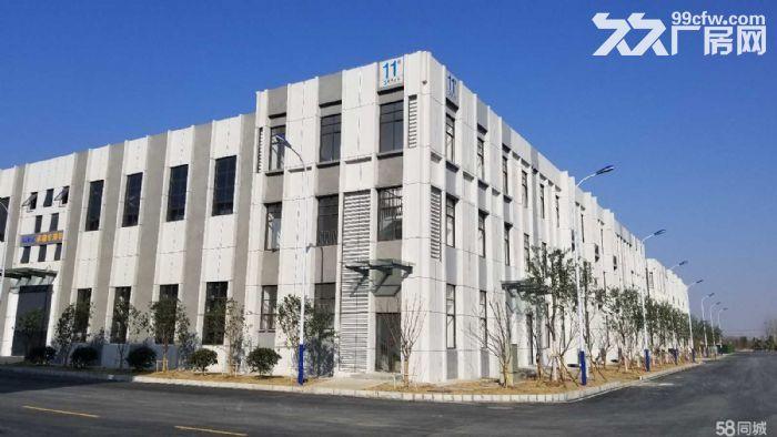 (出租)联东U谷六安经开区标准化厂房租赁-图(4)