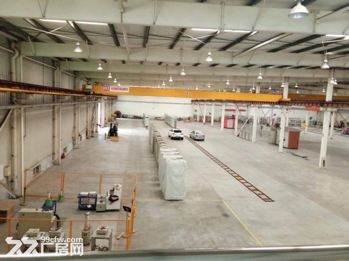 东丽空港带天车5400平米优质厂房出租-图(1)