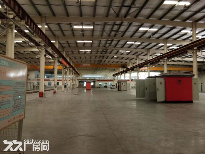 东丽空港带天车5400平米优质厂房出租-图(2)