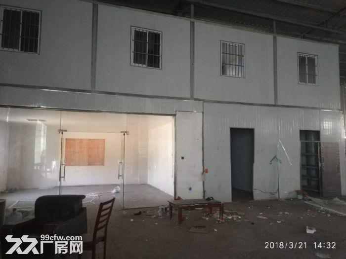 风岭路工厂低介急租钢构-图(1)
