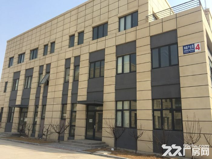 出售津南双港986平米独栋厂房68可生产68可办公68带小院