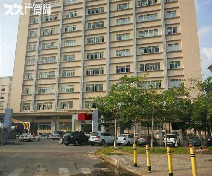 松岗浦京半导体产业园1480平米带装修厂房出租-图(1)