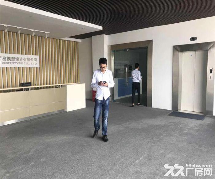 松岗浦京半导体产业园1480平米带装修厂房出租-图(3)