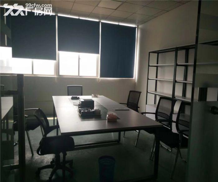 松岗浦京半导体产业园1480平米带装修厂房出租-图(6)