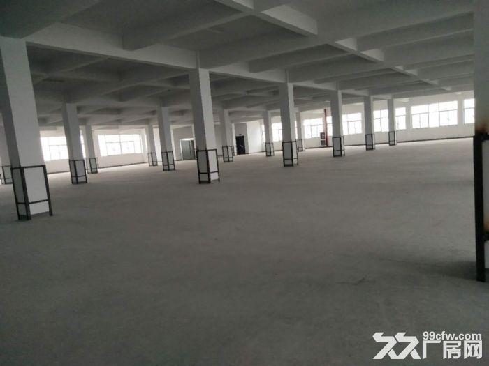 全新房子整层自由分割,园内有食堂公寓,门口就是公交-图(2)