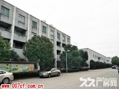 青浦工业园区标准厂房办公出租-图(1)