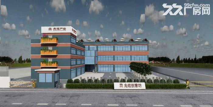 南城袁屋边独院5800平,可做办公-图(2)