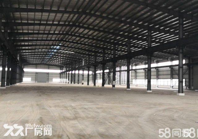 高新区金瓯路3800方单一层物流厂房招租(高8.5米)-图(1)