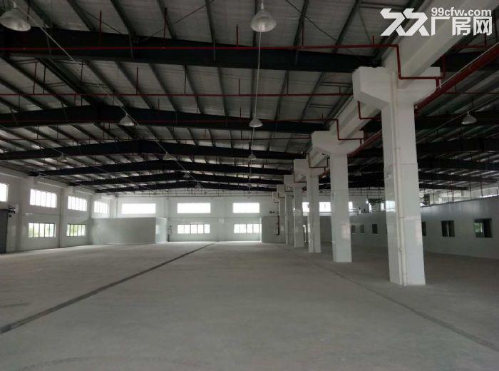 (出租)小金口塘坲村全选钢结构厂房出租-图(1)