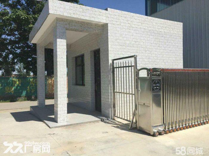 户县大王108国道旁厂房出租,6间门面房出租-图(1)