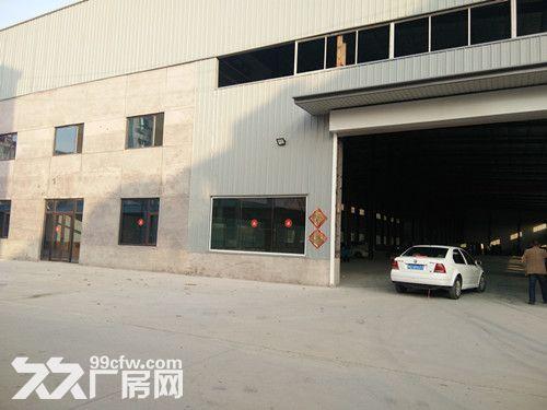 武清区石各庄镇3300平厂库房-图(1)
