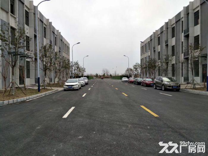 联东U谷·六安智造产业园高标准厂房出租-图(3)