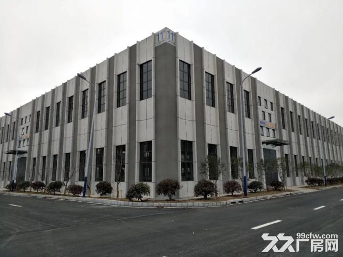 联东U谷·六安智造产业园高标准厂房出租-图(5)