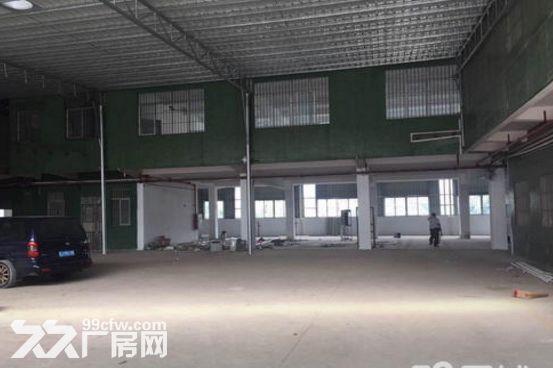 房东直租高新区金瓯路1800方单层厂房-图(1)