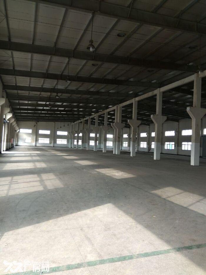嘉定马陆澄浏中路丰茂路新出标准厂房2800平层高8.5米,带行车-图(2)