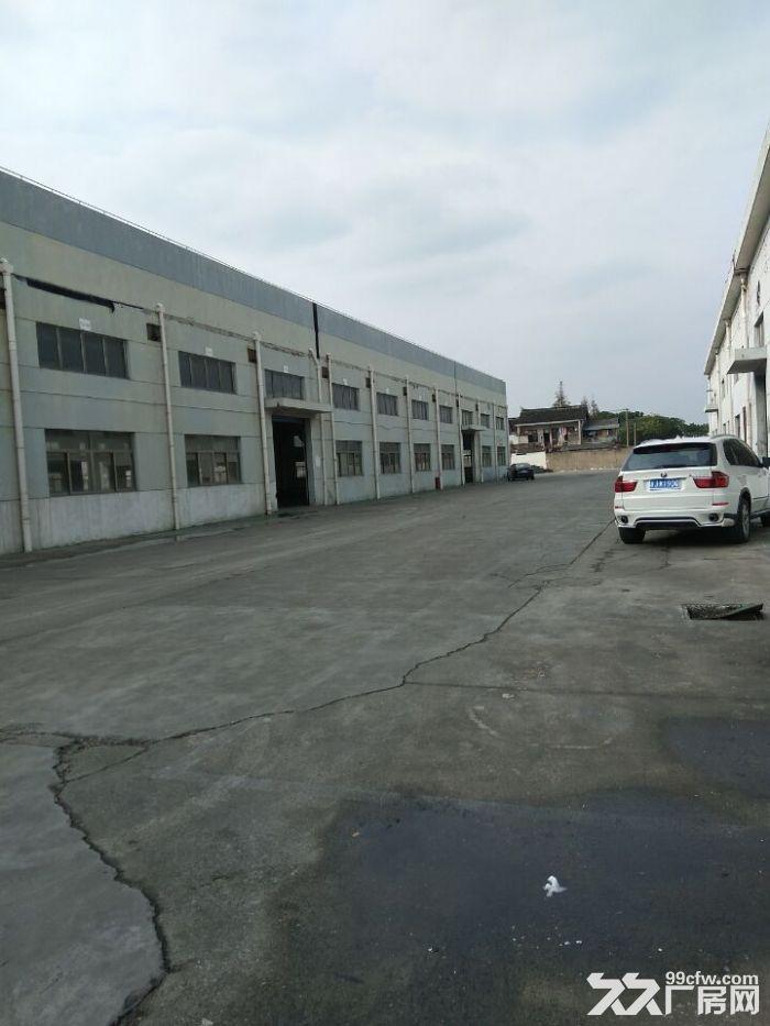 嘉定马陆澄浏中路丰茂路新出标准厂房2800平层高8.5米,带行车-图(3)