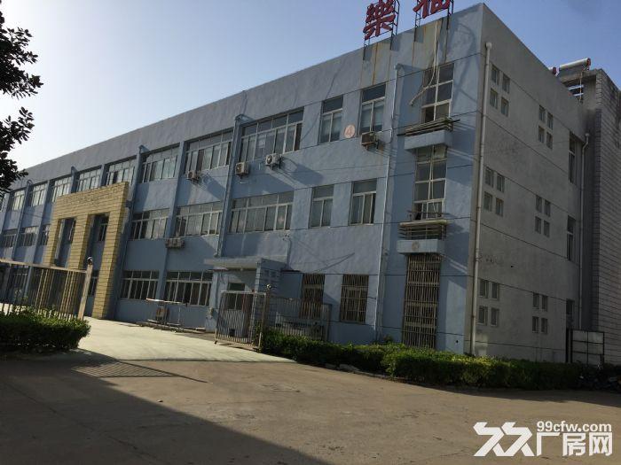 江都大桥镇工业园区标准化厂房出租-图(1)