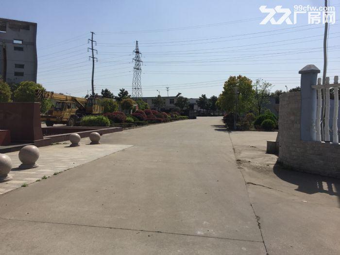 江都大桥镇工业园区标准化厂房出租-图(3)