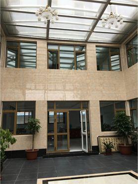 通州自家宅基地精装办公楼1360平米出租-图(1)