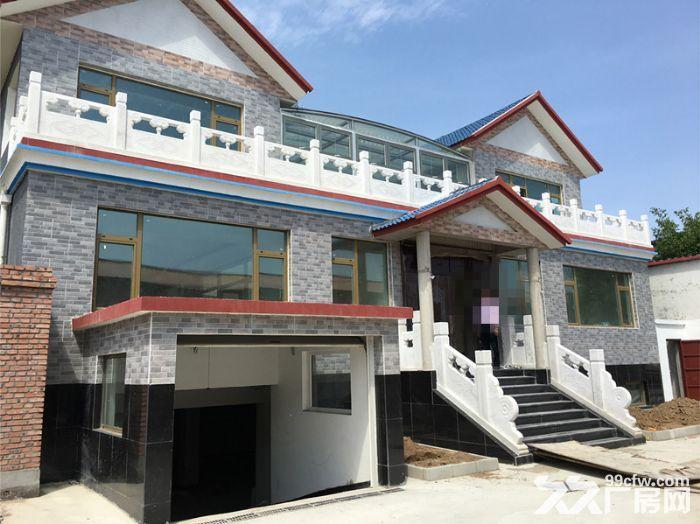通州自家宅基地精装办公楼1360平米出租-图(3)