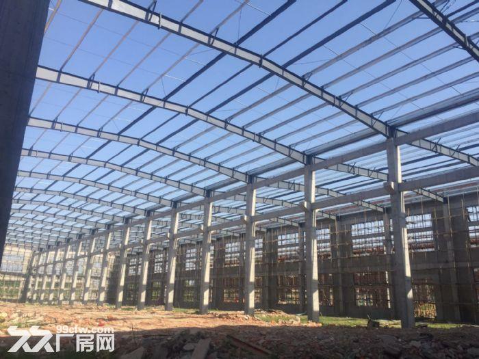 合肥周边、六安、舒城230000平框架、钢构厂房出租。-图(4)