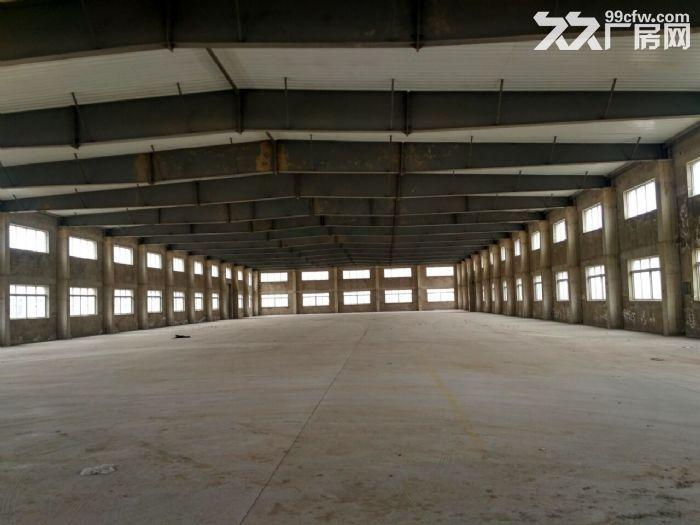 铁西开发区新建标准厂房出租:厂房面积分为7000平一栋,3000平x3栋,举架7-图(1)