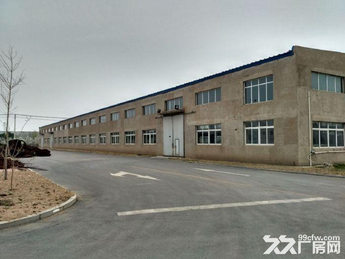 铁西开发区新建标准厂房出租:厂房面积分为7000平一栋,3000平x3栋,举架7-图(2)