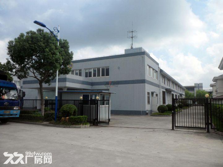 出售萧山桥南开发区36亩土地23000方厂房-图(1)