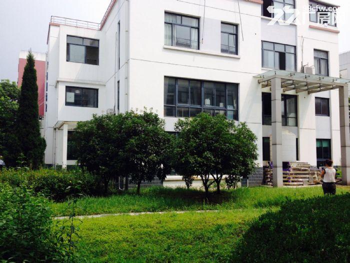 嘉定南翔945平总部生产电梯办公装修绿证50年出售-图(3)