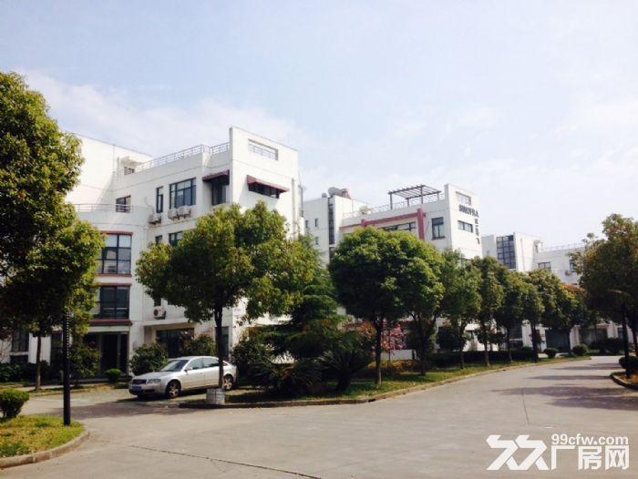 嘉定南翔945平总部生产电梯办公装修绿证50年出售-图(1)