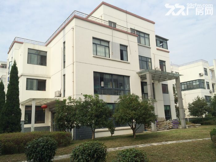 嘉定南翔945平总部生产电梯办公装修绿证50年出售-图(4)